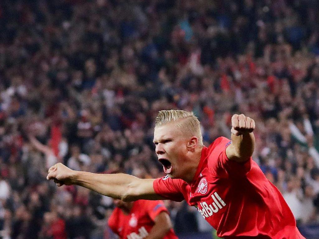 Misi Erling Haaland Permalukan Van Dijk di Anfield