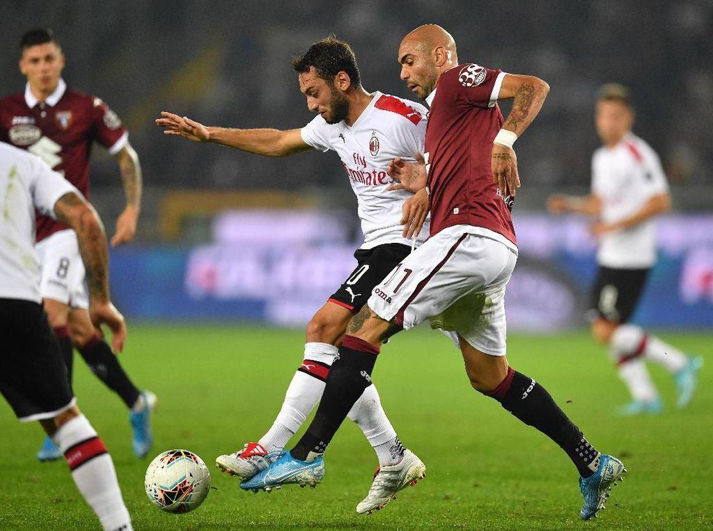 Milan Oh Milan, Main Bagus Tapi Kena Comeback