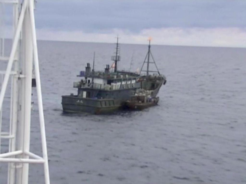 262 Nelayan Korea Utara Ditahan Rusia