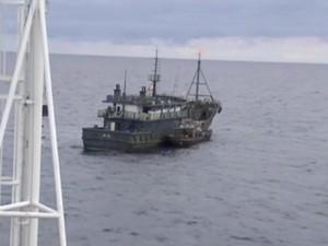 Kapal-kapal China Beroperasi Secara Ilegal di Perairan Korut