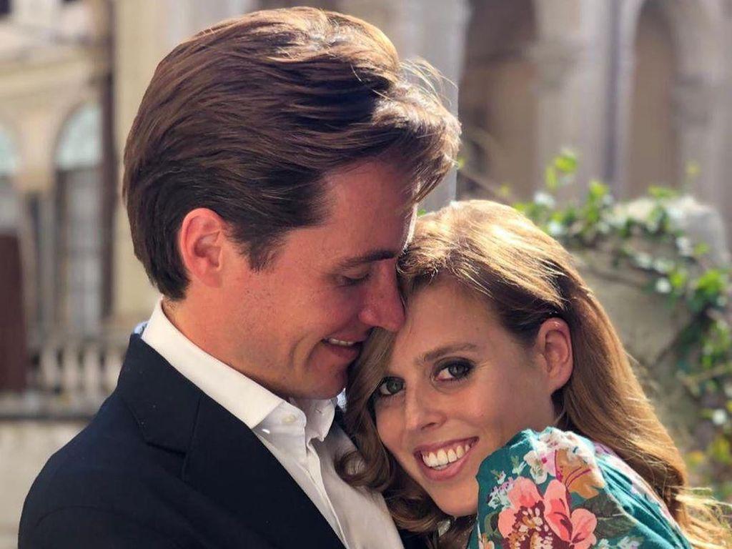 Dampak Virus Corona, Putri Beatrice Batal Menikah 29 Mei