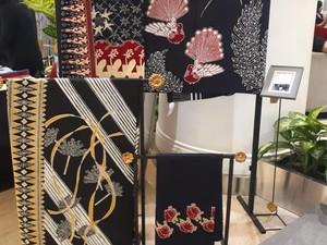 Kolaborasi dengan Brand Lokal, Batik Marunda Dipamerkan di Plaza Indonesia