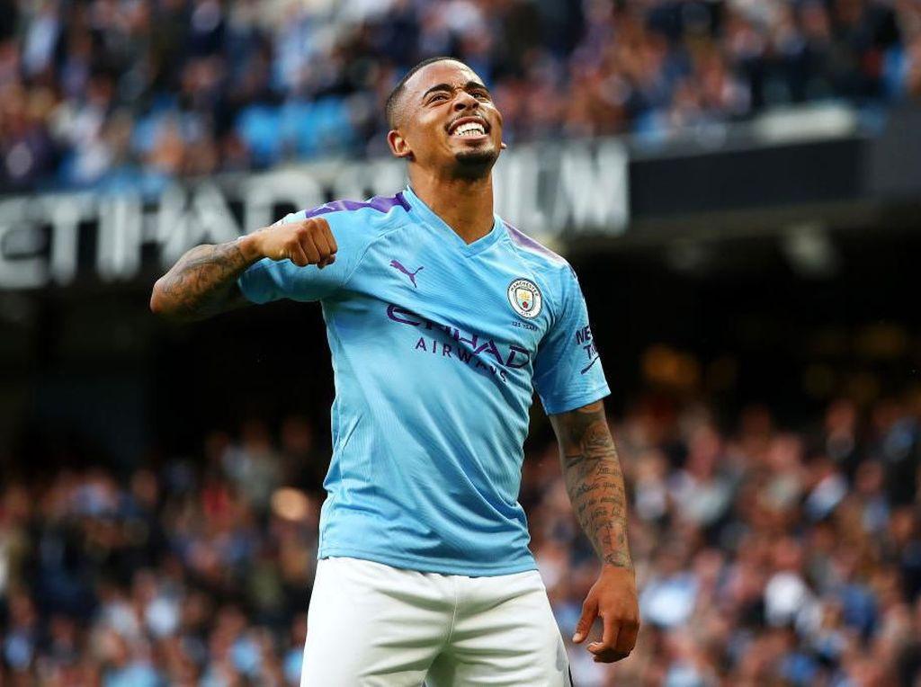 Gabriel Jesus Minta Sering Dimainkan, Guardiola: Itu Wajar Kok