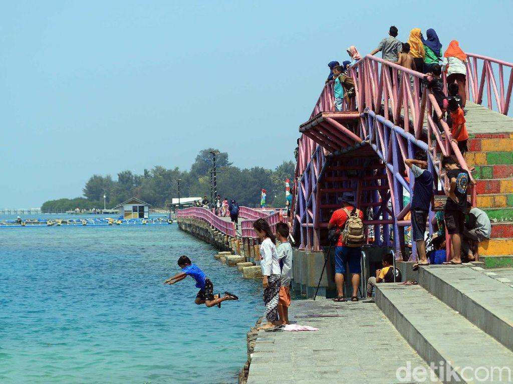 Tahu Nggak Kamu, Ini Pulau Terluas di Kepulauan Seribu