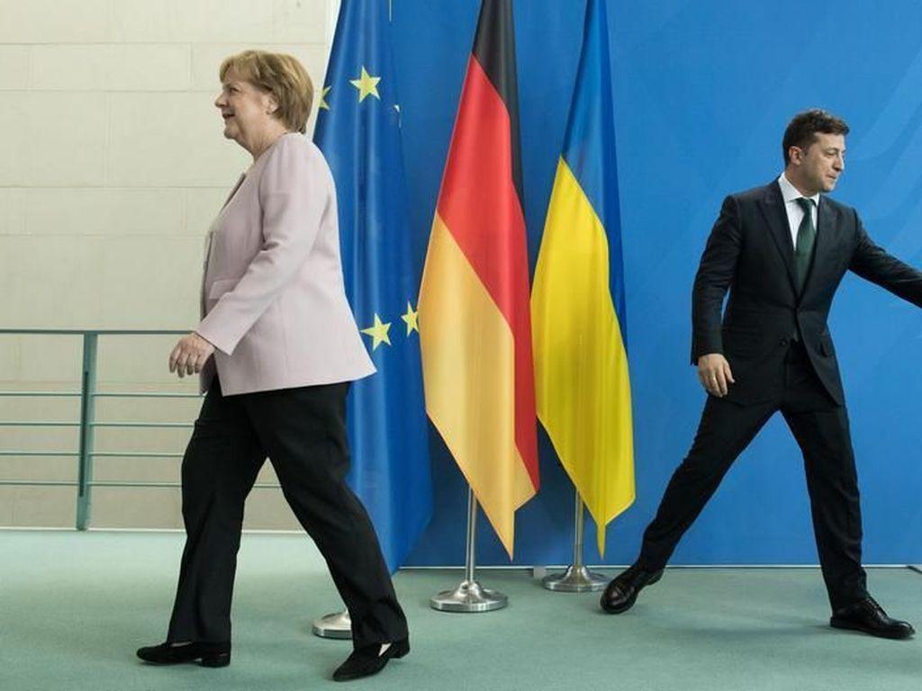 Disebut Trump Tidak Melakukan Apa-apa untuk Ukraina, Ini Reaksi Jerman
