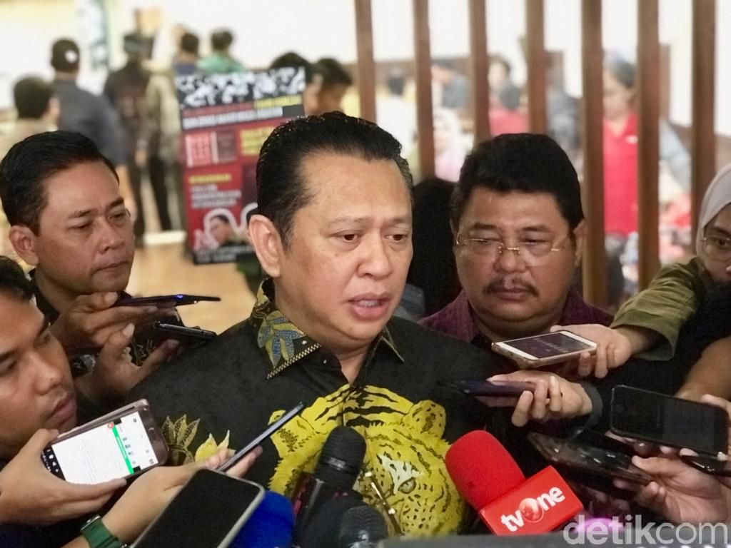 Prabowo-Paloh Setuju Amandemen UUD 45 Menyeluruh, Ini Kata Ketua MPR
