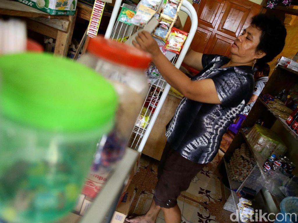 Sebelum Ada Bank, Pedagang Sembako di Miangas Rawan Kehilangan Uang