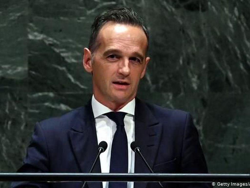 Menlu Jerman Heiko Maas Serukan Lebih Banyak Multilateralisme