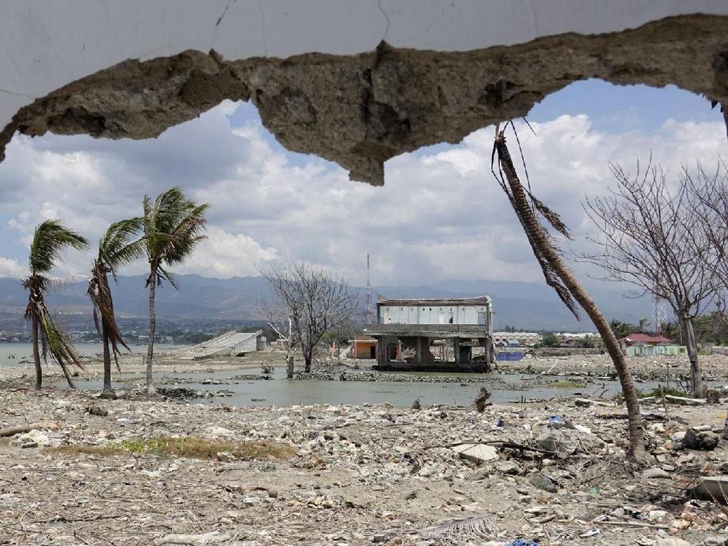 Potret Kota Palu Satu Tahun Pascagempa dan Tsunami