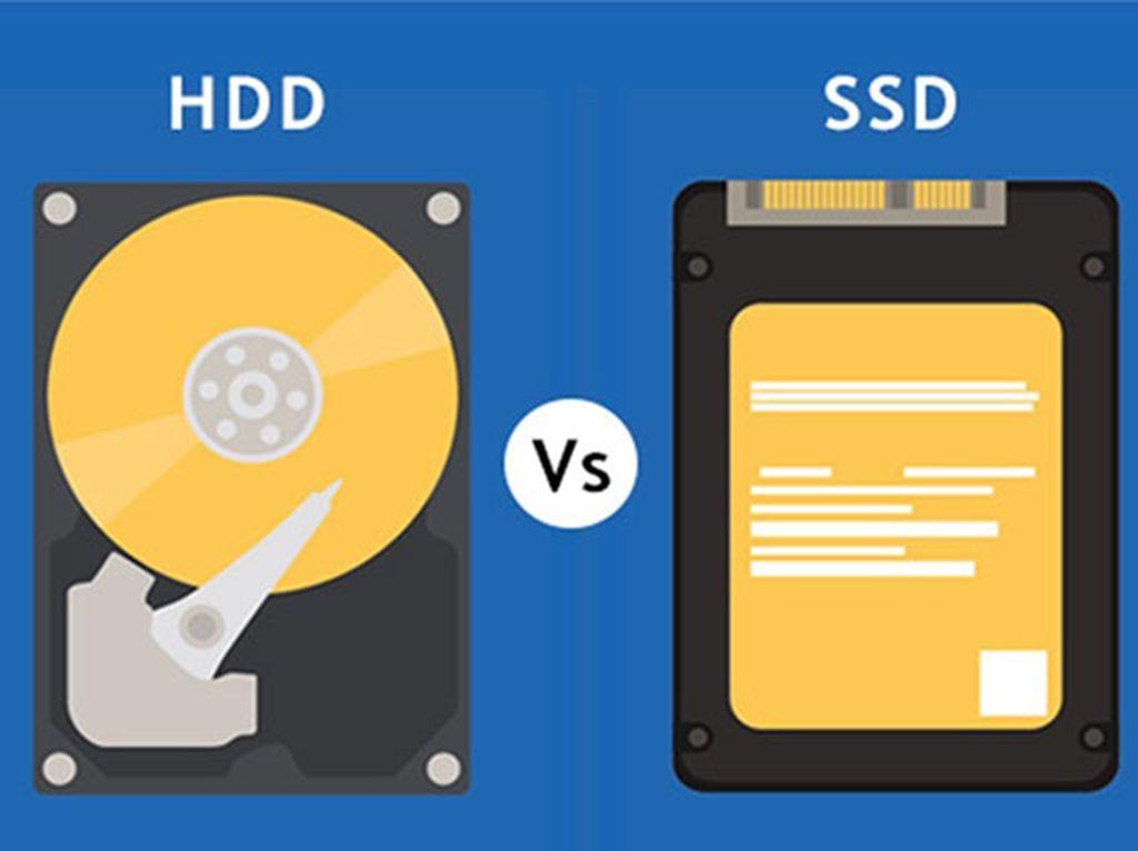 Ini Untungnya Pakai SSD di Perangkat Komputer