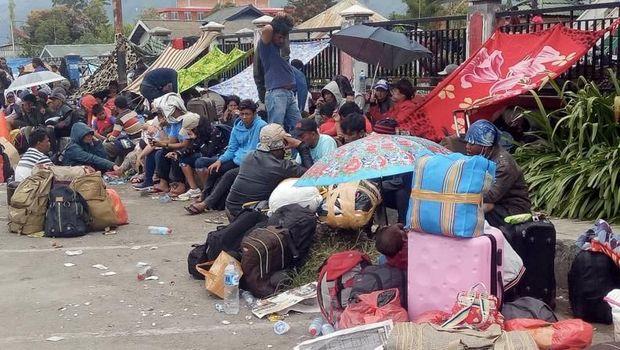Jokowi: Jangan Geser Kerusuhan di Wamena Jadi Konflk Etnis
