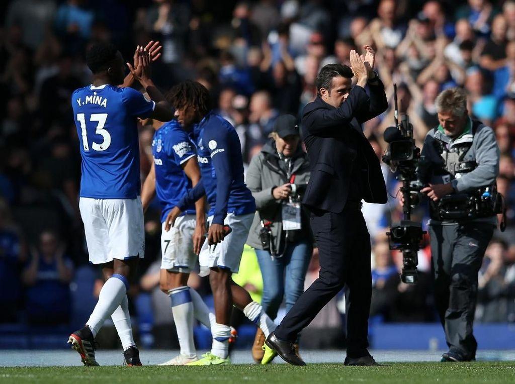 Everton Tidak Panik Jelang Hadapi Manchester City