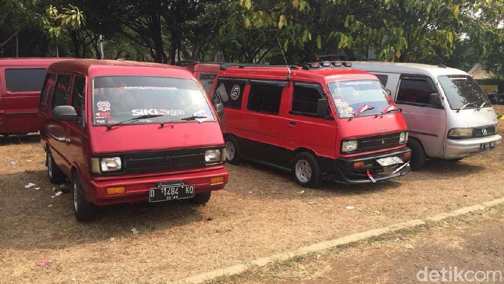 Pesta Pencinta Suzuki di Jakarta