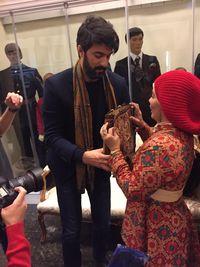 Deg-degan, Bertatap Muka Langsung dengan Aktor Top Turki