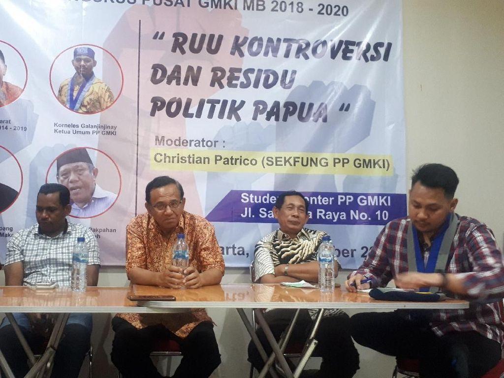 Anggota F-Gerindra Minta Pemerintah Lebih Serius Lagi Tangani Isu Papua
