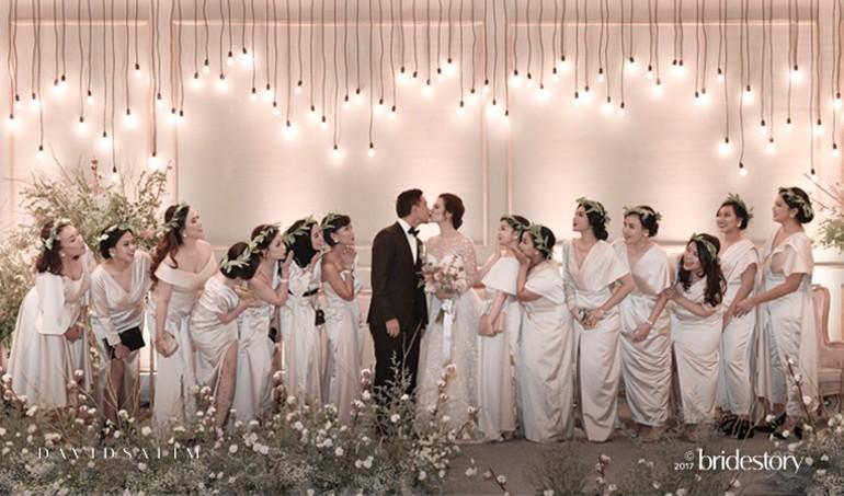 10 Inspirasi Dekorasi Pernikahan Artis Andien Hingga Syahrini