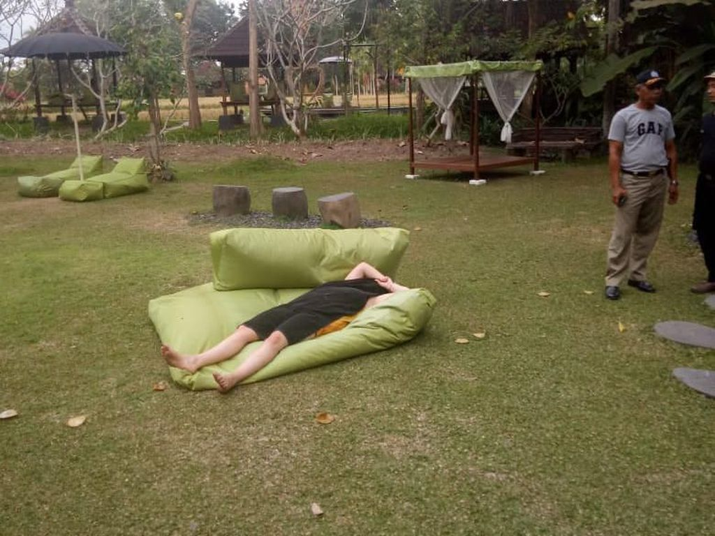 Telanjang di Hotel Ubud Bali, Turis Australia Dibawa ke RSJ Bangli