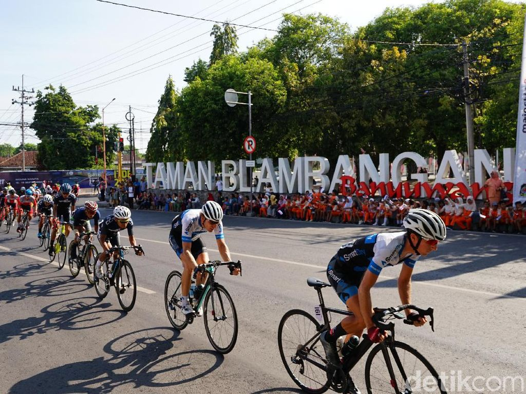PB ISSI Masih Berambisi Balap Sepeda Tampil di PON Papua