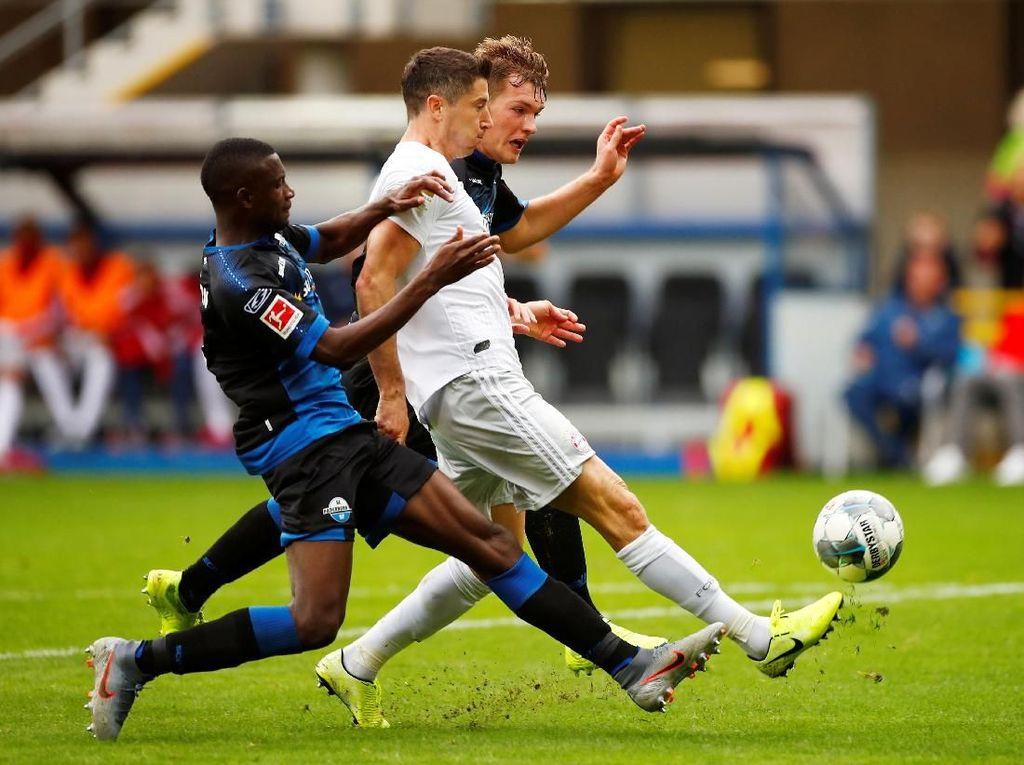 Hasil Liga Jerman: Bayern Munich Kalahkan Paderborn 3-2