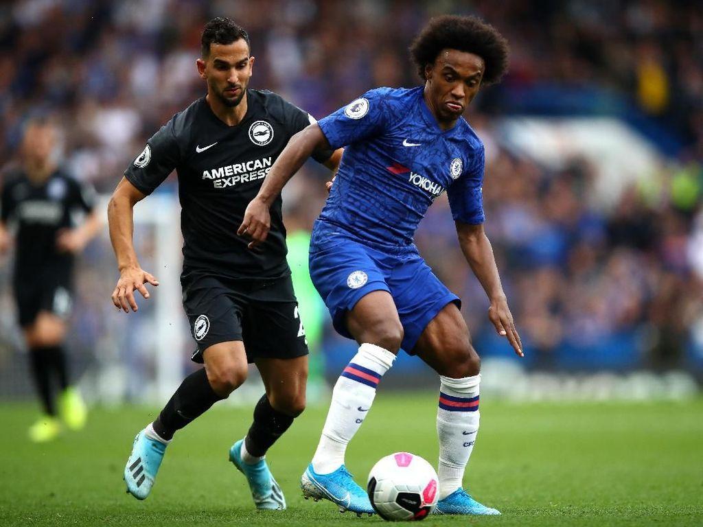 Chelsea vs Brighton: The Blues Menang 2-0