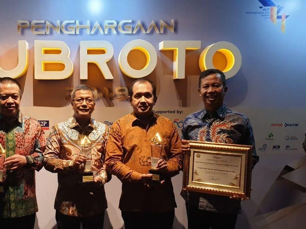 Bukit Asam Raih 3 Penghargaan Sekaligus dari Kementerian ESDM