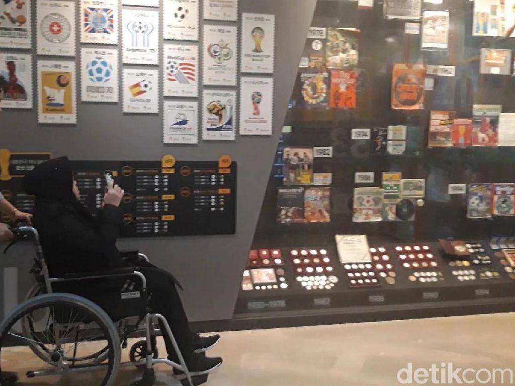 Kunjungi Museum Sepakbola di Seoul, Risma Terinspirasi Membuat Serupa