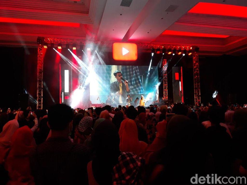 YouTube Fanfest Showcase, Ajak Konten Kreator Terus Berkarya