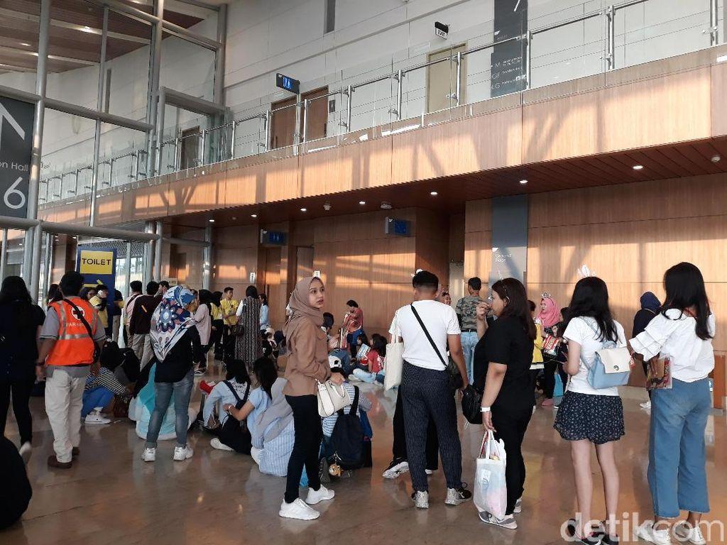 Yuk Intip Euforia Fans di Super K-Pop Festival Hari Pertama!
