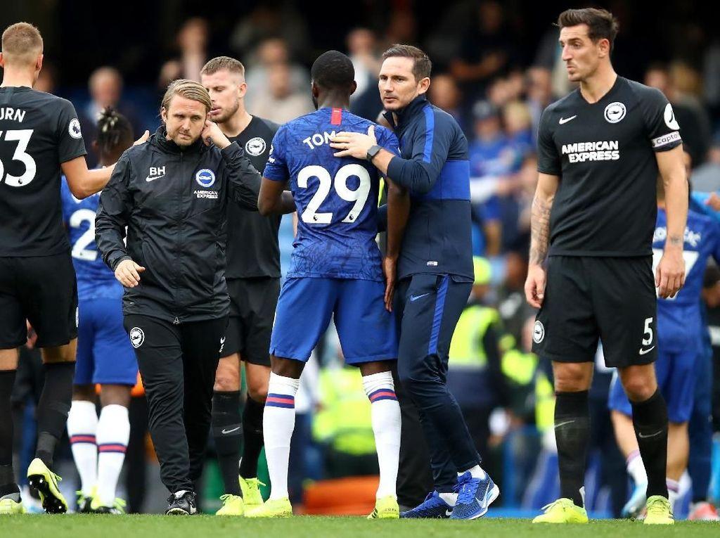 Satu-satunya Kekecewaan Chelsea Usai Taklukkan Brighton