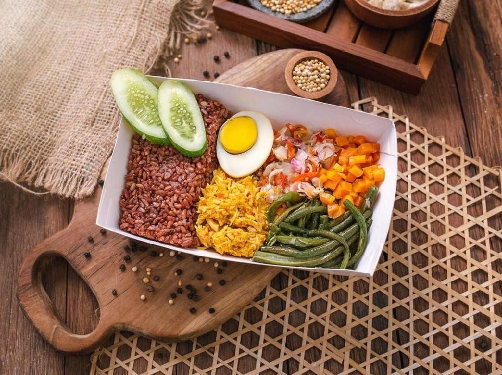 Gurihnya Bisnis Makanan Sehat Beromzet Rp 300 Juta