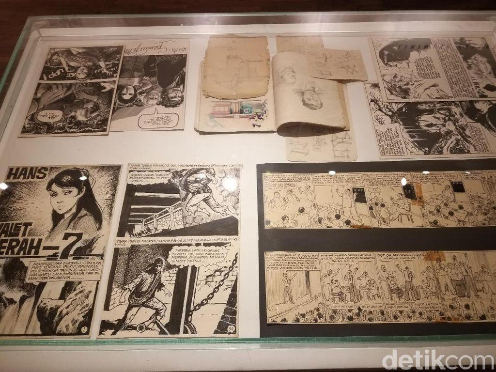Ada Sejarah Komik Indonesia dari 1925 di Festival Cergam