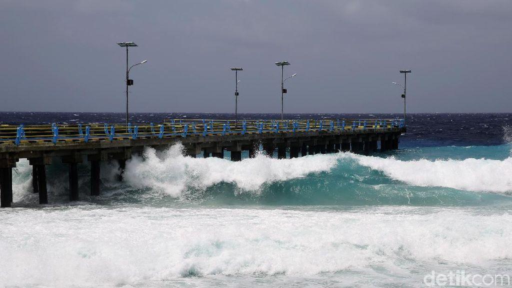 Cuaca Ekstrem di Miangas Bikin Nelayan Tak Melaut Hingga Krisis Pangan