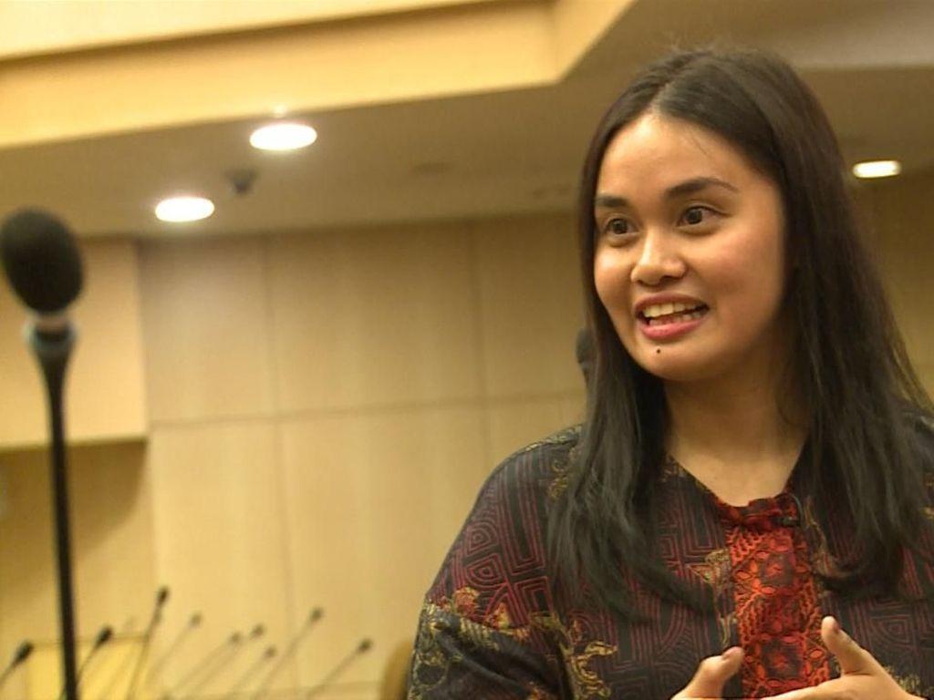 Tanpa Dinasti Politik, Farah Putri Nahlia Melenggang ke Senayan