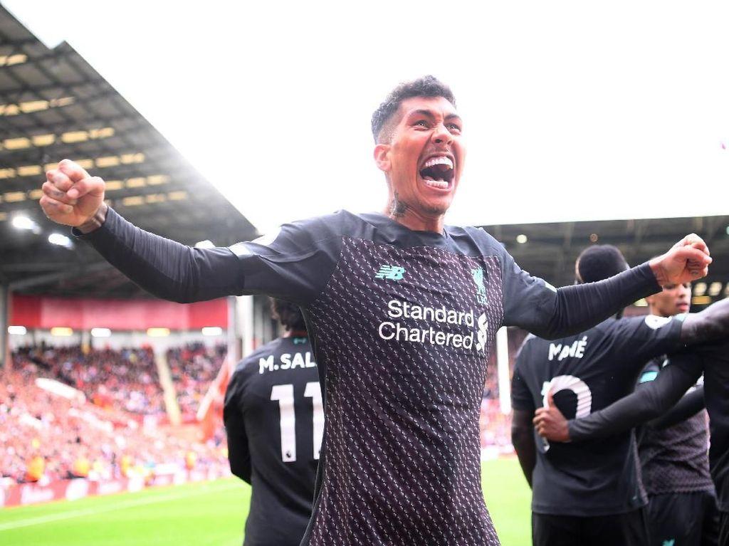 Klasemen Liga Inggris: Liverpool Masih di Puncak