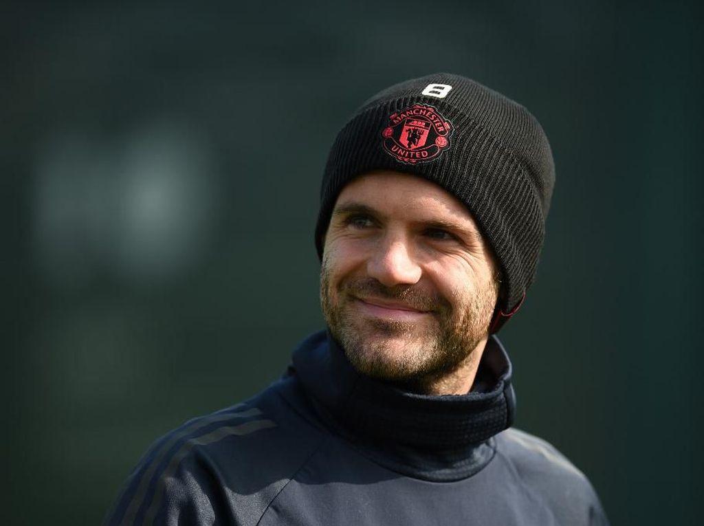 Juan Mata Tak Menyesal Gabung Manchester United Saat Mulai Menurun
