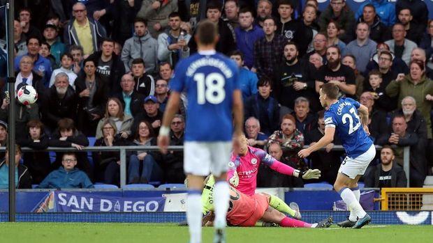 Everton Vs Man City: Citizens Menang 3-1