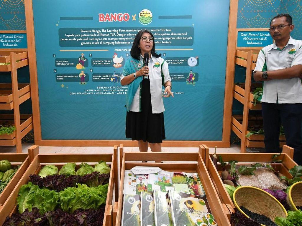 Dukung Regenerasi Petani untuk Pelestarian Pangan