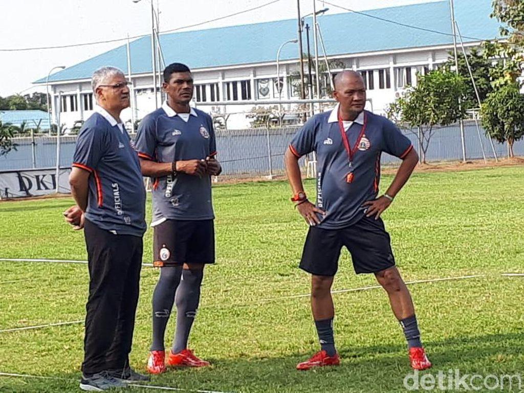 Persija Jakarta Punya Pelatih Baru