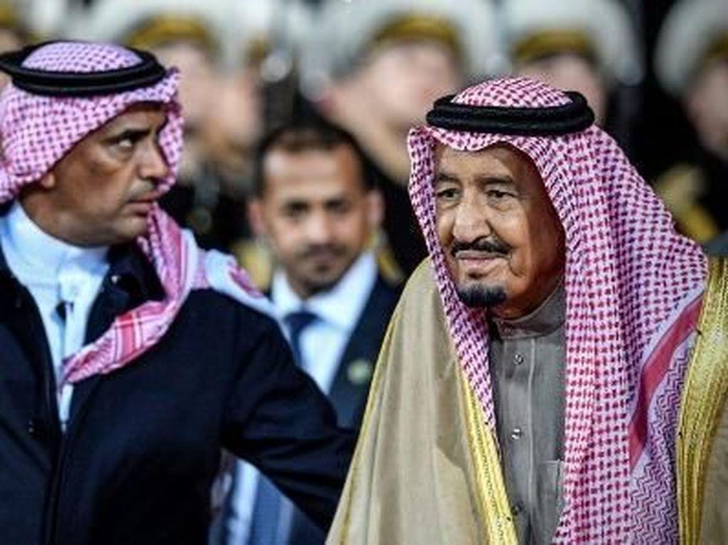 Terlibat Cekcok, Pengawal Raja Salman Tewas Ditembak Rekannya