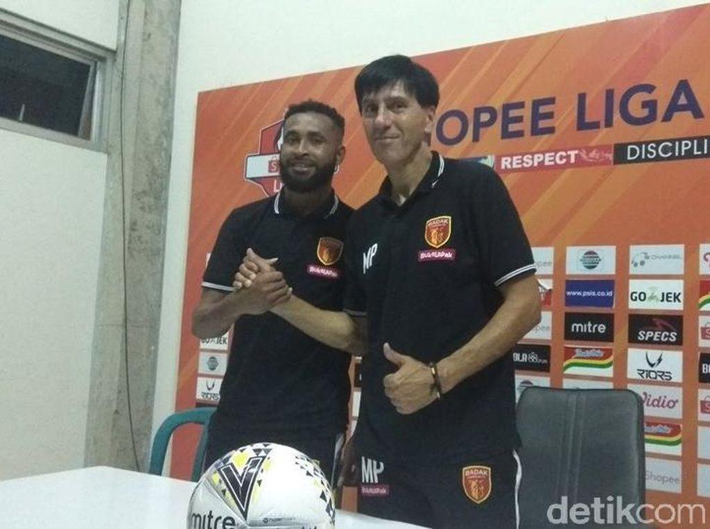 PSIS Vs Badak Lampung FC Selesai 0-0, Milan Petrovic Bersyukur