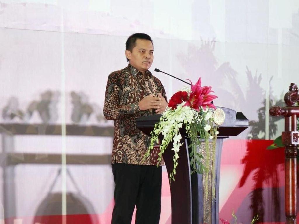 Maruf Cahyono Jelaskan Peran Setjen MPR ke Anggota Terpilih