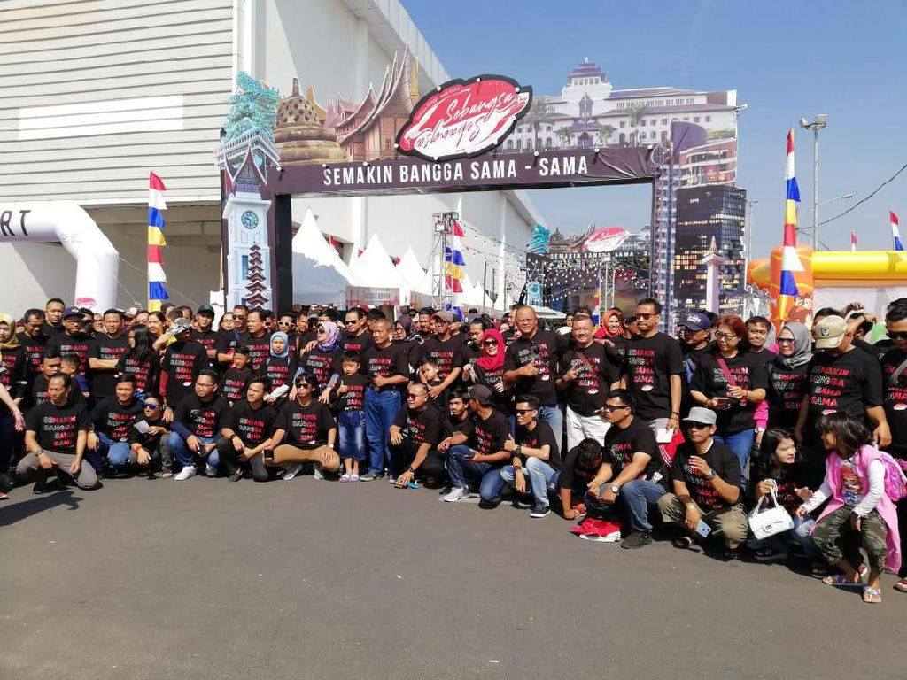 Semarak Avanza Sebangsa di Semarang