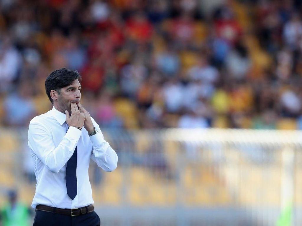 Fonseca: Roma Harusnya Cetak Enam Gol saat Kalahkan Lecce