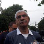 Edson Tavares Absen Dampingi Latihan Persija