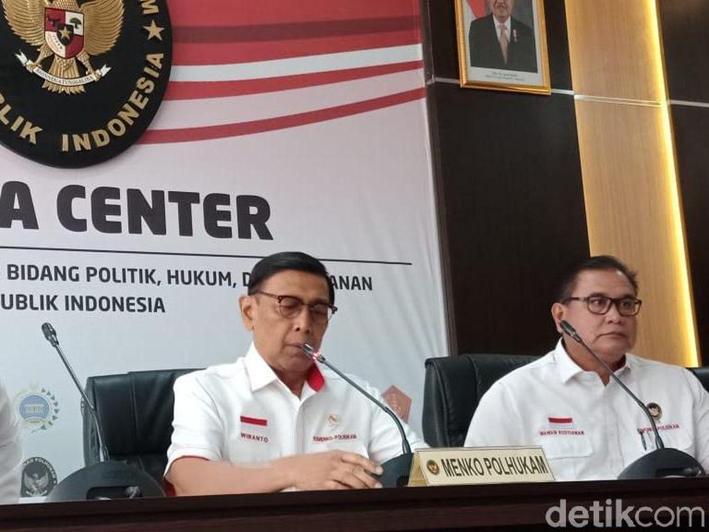 Wiranto Perkirakan Masih Ada Aksi Demo 1 Oktober