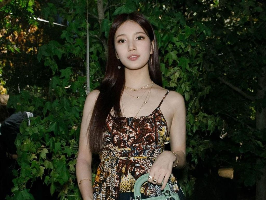 Suzy Bae, Aktris Vagabond yang Langsing karena Pola Makan Ini