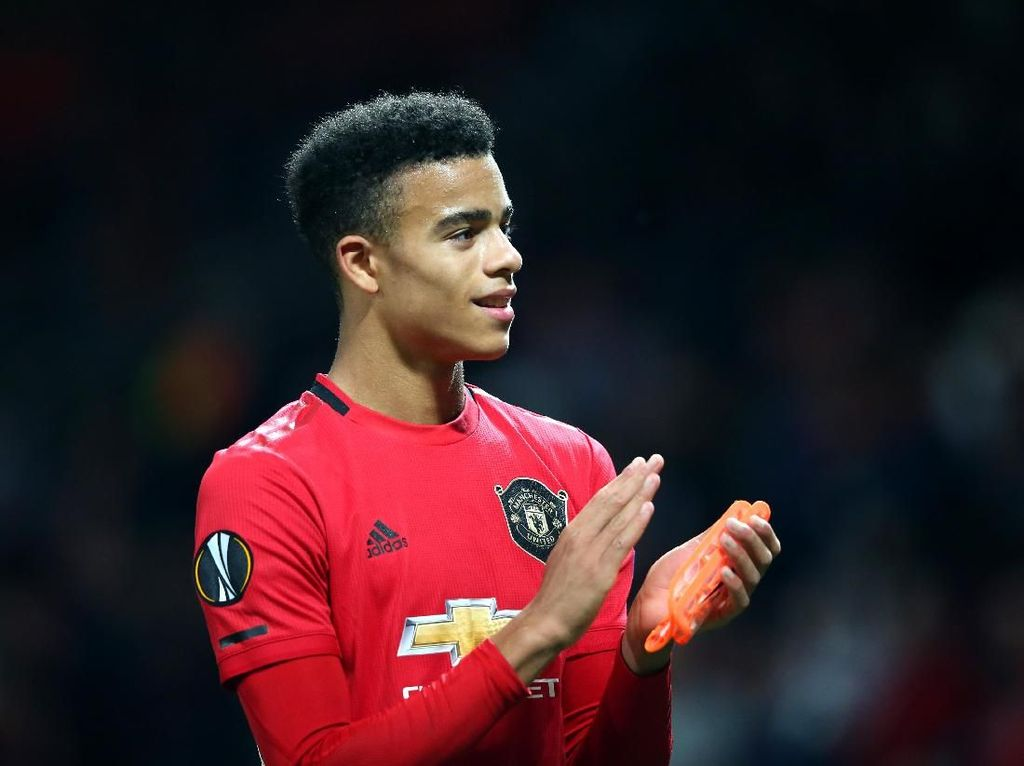 MU Vs Arsenal: The Gunners Menanti Taji Mason Greenwood