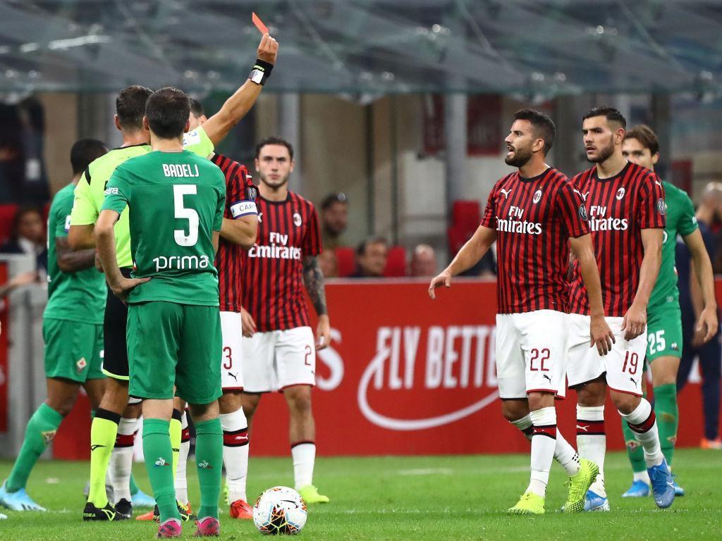 AC Milan Vs Fiorentina: Rossoneri Dipecundangi 1-3 di Kandang