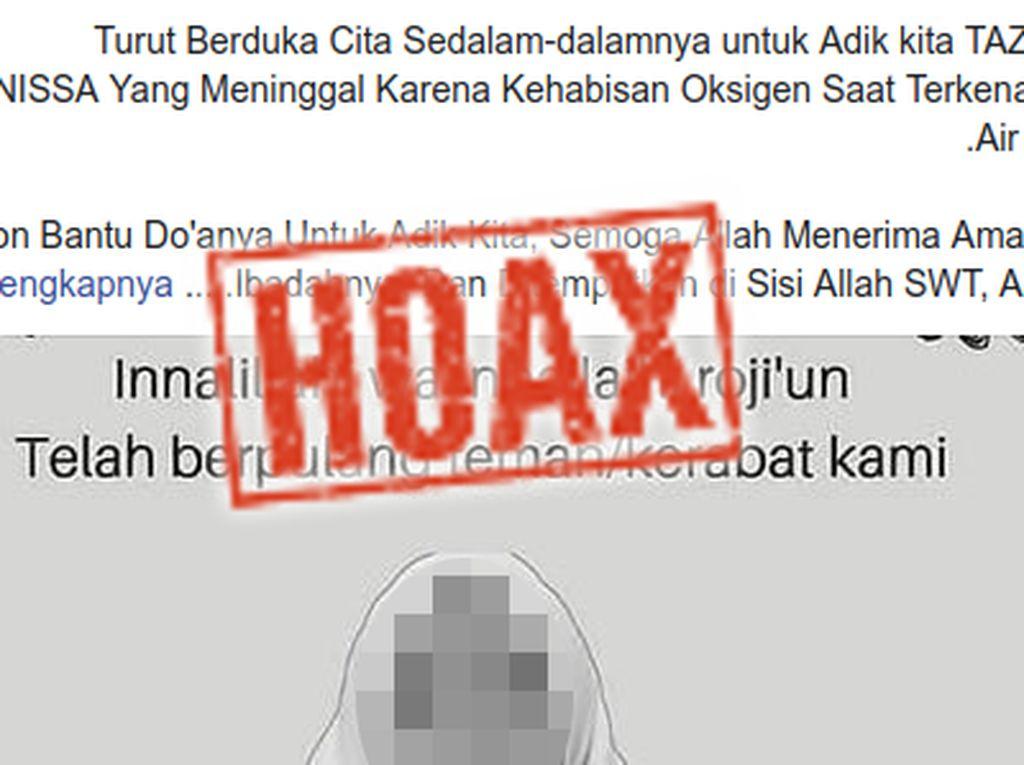 BEM UNJ: Isu Viral Mahasiswi Meninggal Karena Gas Air Mata Hoax