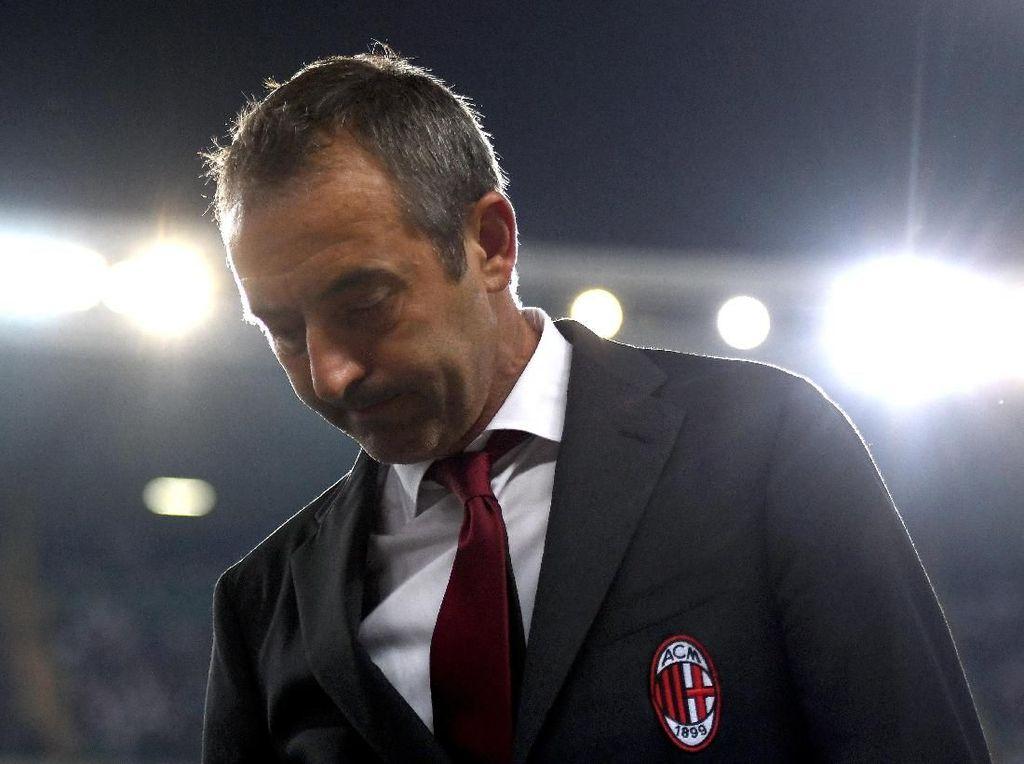 Giampaolo Butuh Waktu Lebih Panjang, tapi Milan Tak Punya Itu